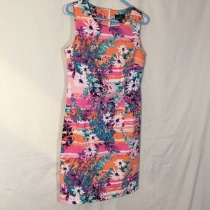 Ronni Nicole Floral Dress! Size 10